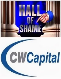 Hall of Shame Award to CW Capital from Stuy Town And Peter Cooper Village Tenants