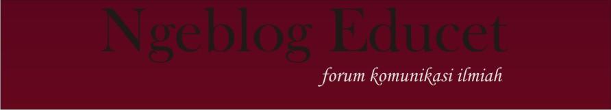 Ngeblog Educet