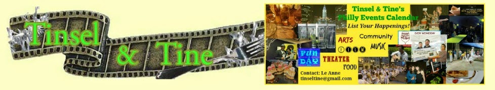 Tinsel & Tine (Philly Film & Food Blog)