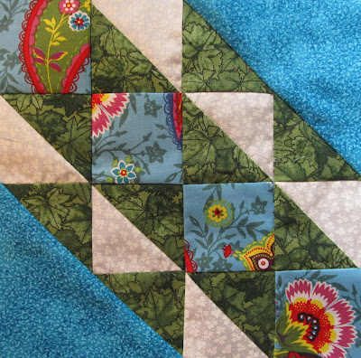 Free Quilt Pattern of the week by The Quilt Ladies