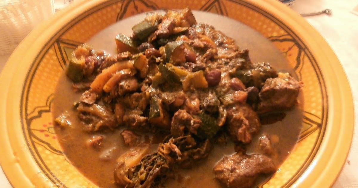 My Culinary Curriculum: Tajine d'agneau aux pruneaux ...