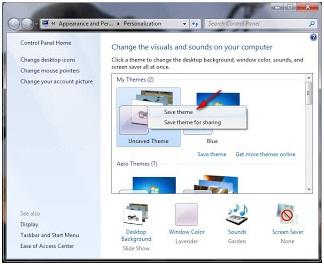 kan Cara membuat slide show themes windows 7 dengan gambar sendiri ...