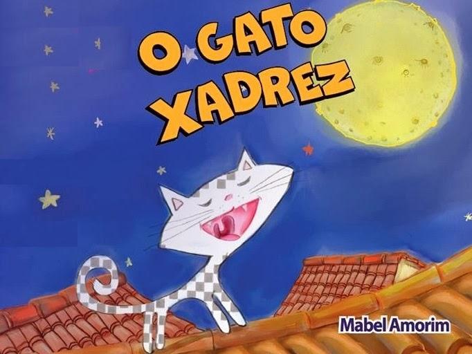 Mabel Amorim lança em Campina Grande 'O Gato Xadrez', obra voltada para público infantil