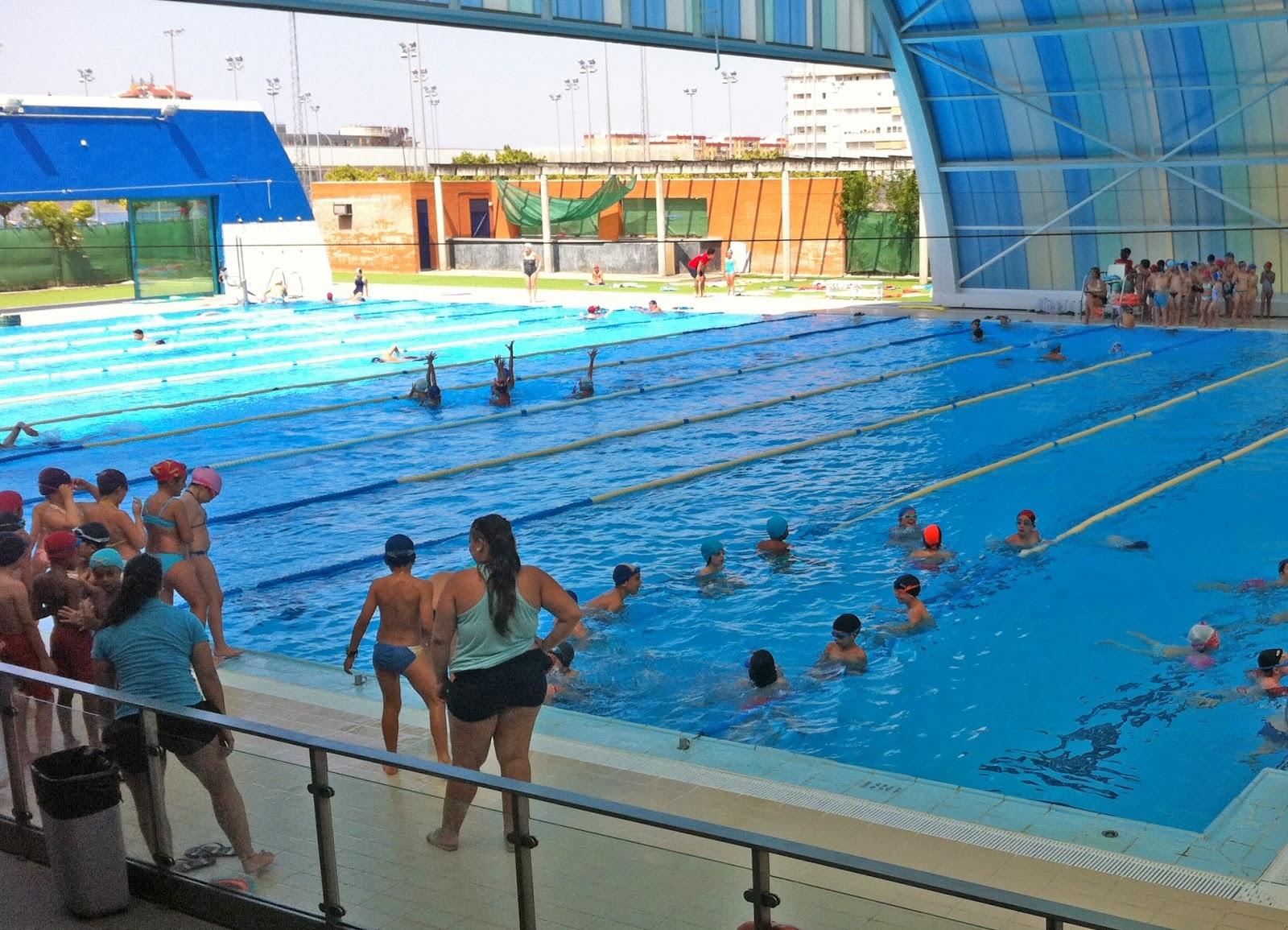 Gel n noticias las piscinas municipales de sevilla for Piscinas abiertas en sevilla