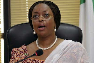 Former Petroelum Minister, Deizani Alison-Madueke
