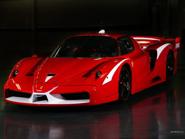 Ferrari FXX luxury car