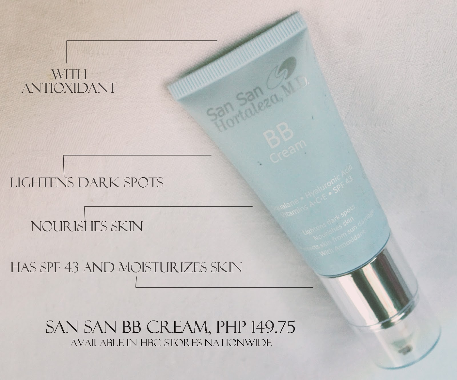 Sansan Hortaleza BB cream