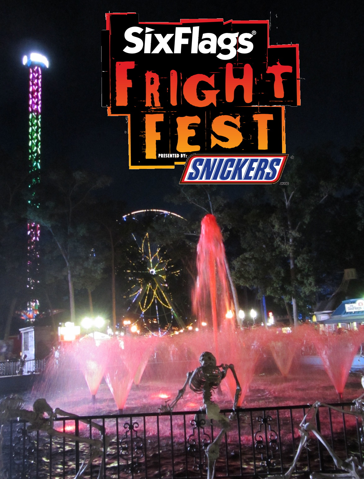 Coupons for six flags great adventure fright fest