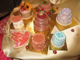 Miniature Wedding Cakes Ideas