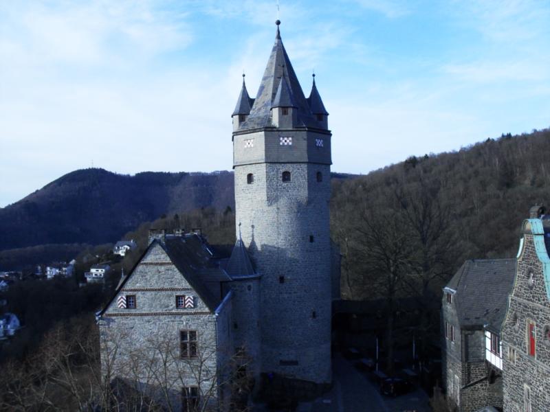 Burg Altena - Ausflugtipp im Sauerland