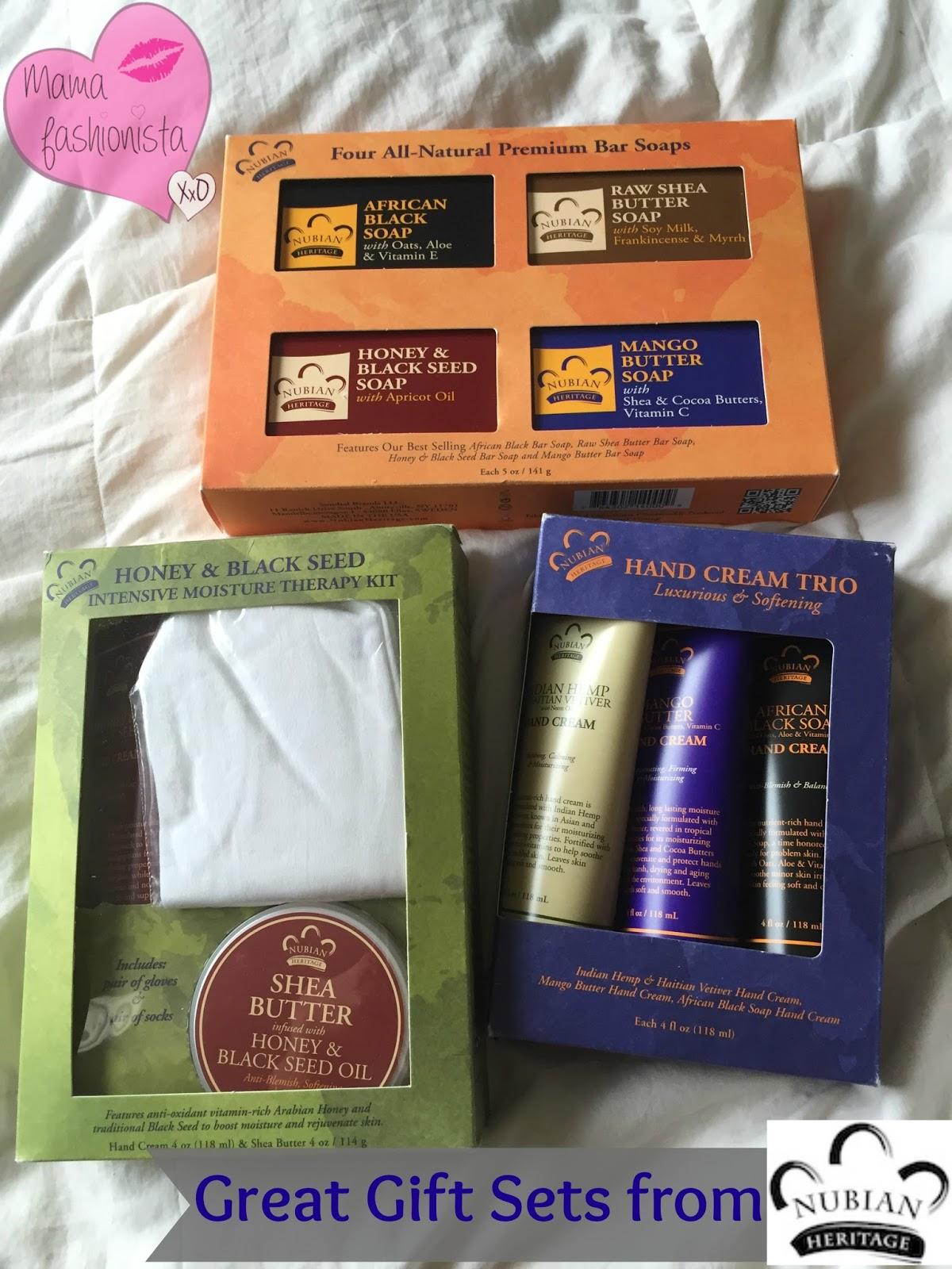 Shea moisture gift set