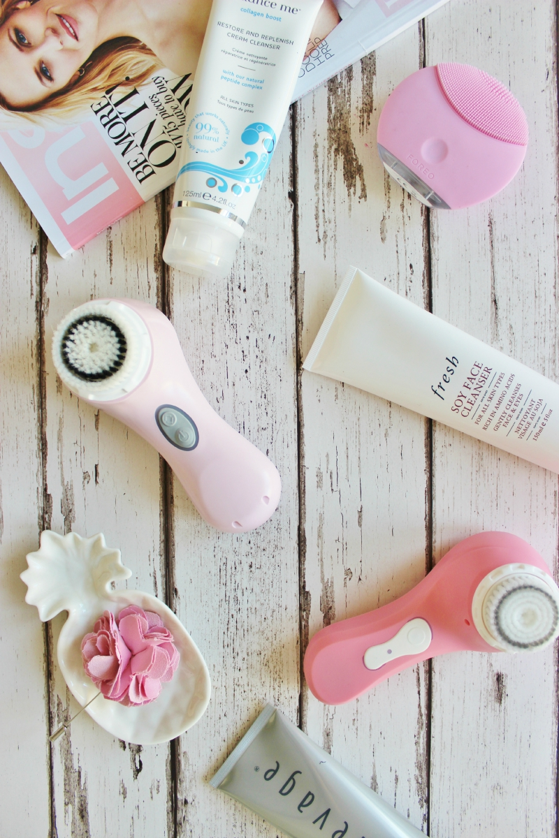 cleansing brush top tips