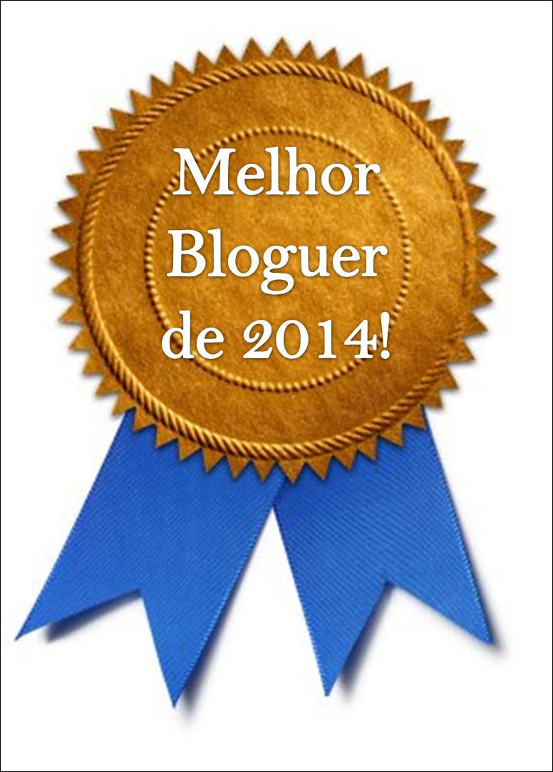 O melhor blogue do ano!