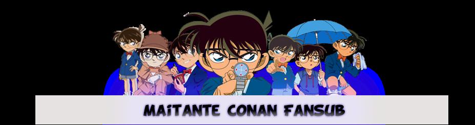 Maitante Conan Fansub