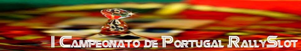 I Campeonato de Portugal RallySlot