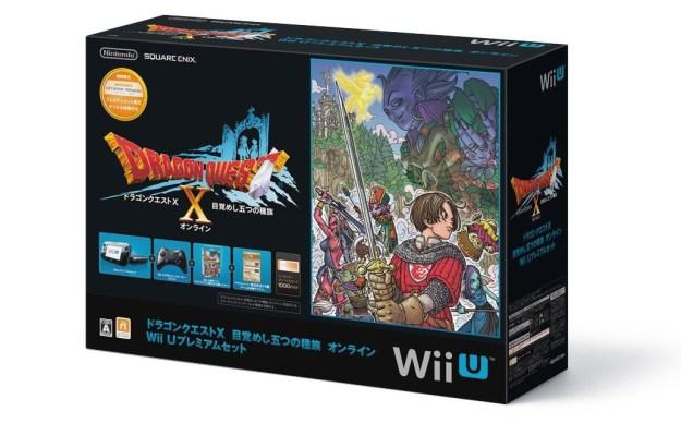 Dragon Quest X Wii U Bundle