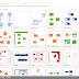 Hướng dẫn sử dụng phần mềm Visio để vẽ sơ đồ mạng