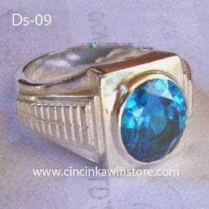 cincin akik online perak emas palladium murah