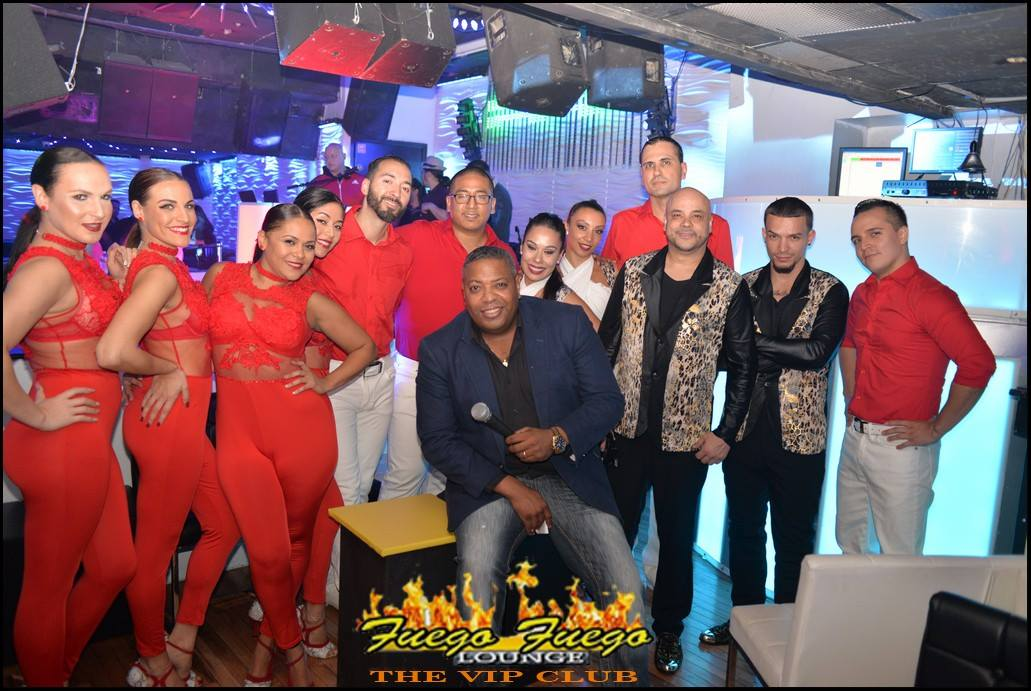 SALSA LOVER THURSDAYS 10-06-16