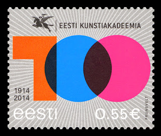 Estonia: CENTENARY OF THE ESTONIAN ACADEMY OF ARTS