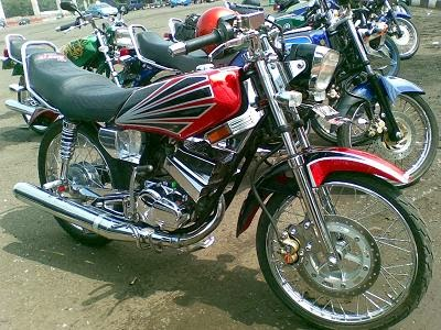 Modif Yamaha L2