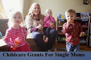 Childcare_Grants_For_Single_Moms