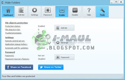 Free Download Hide Folders Latest Version Full