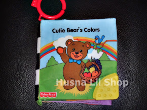 Fisher Price Cutie Bear's Colors