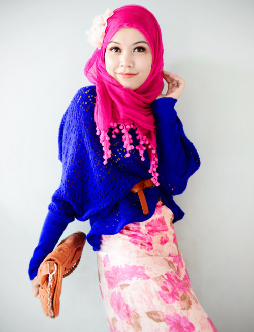 Hijab For Girls In Modern Fashion And Styles Hijab Fashion