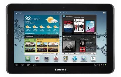 Daftar Harga Tablet Android Samsung Terbaru Januari 2014
