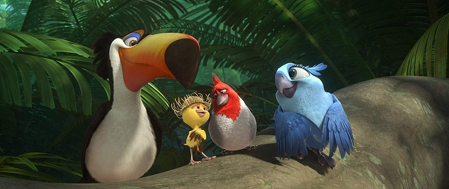 Rio 2 Blu-Ray 2014 Filme 1080p 720p BDRip Bluray FullHD HD completo Torrent