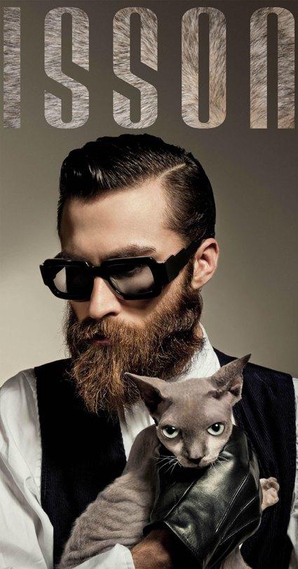 Isson Eyewear 2012: Ludwig sunglasses
