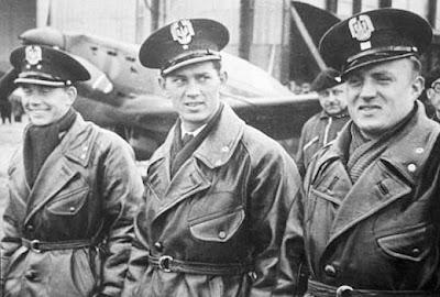 Polish Pilots - France 1940