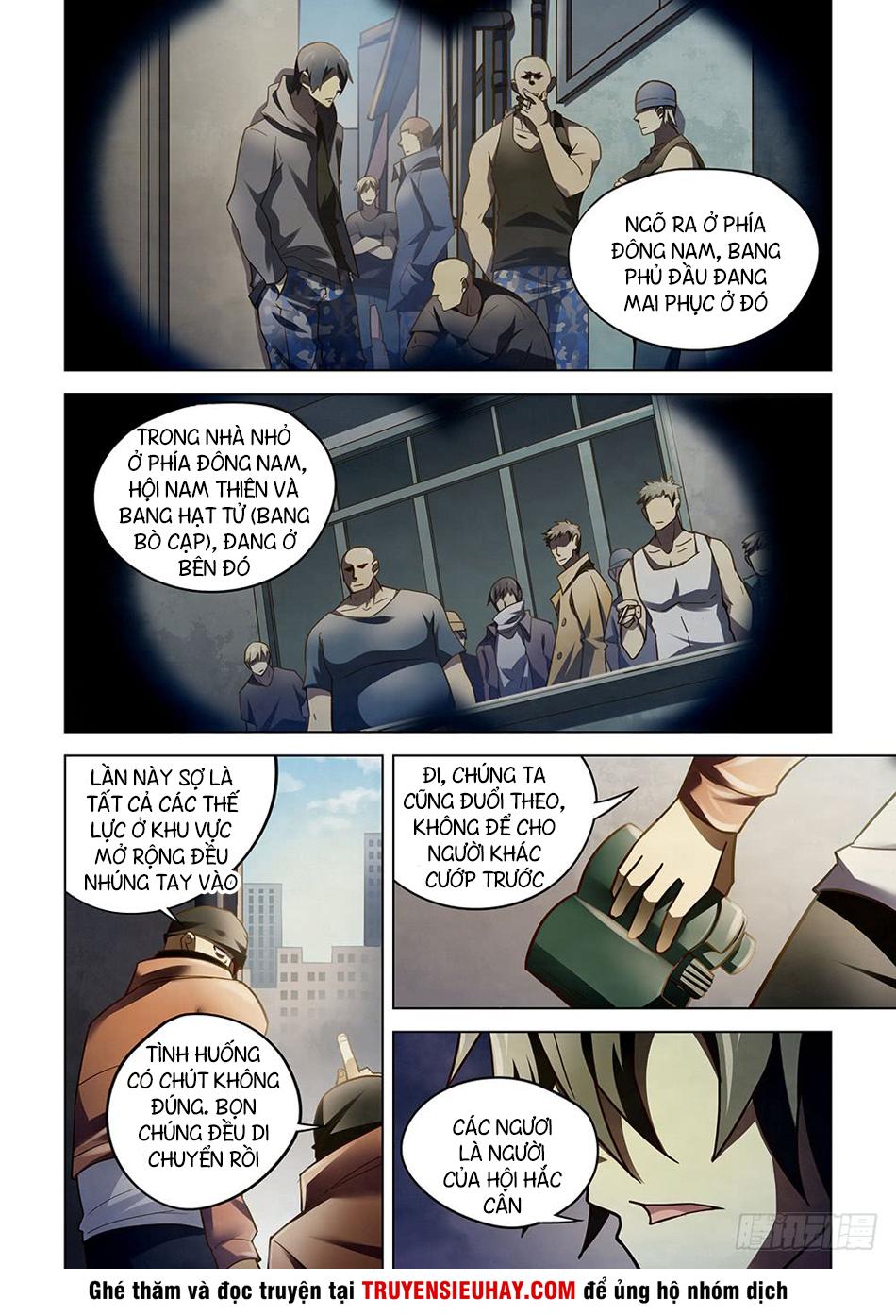 Mạt Thế Phàm Nhân chap 120 - Trang 8