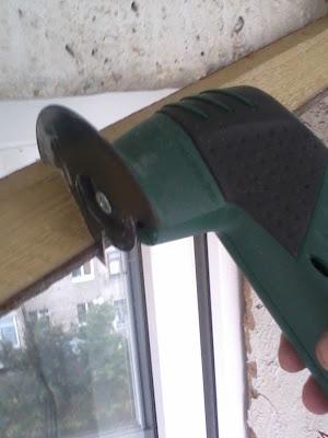 Bosch PMF E Multi с режущей насадкой заменяет болгарку