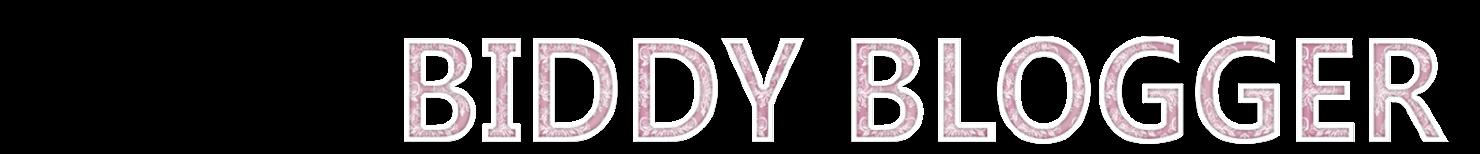 Biddy Blogger