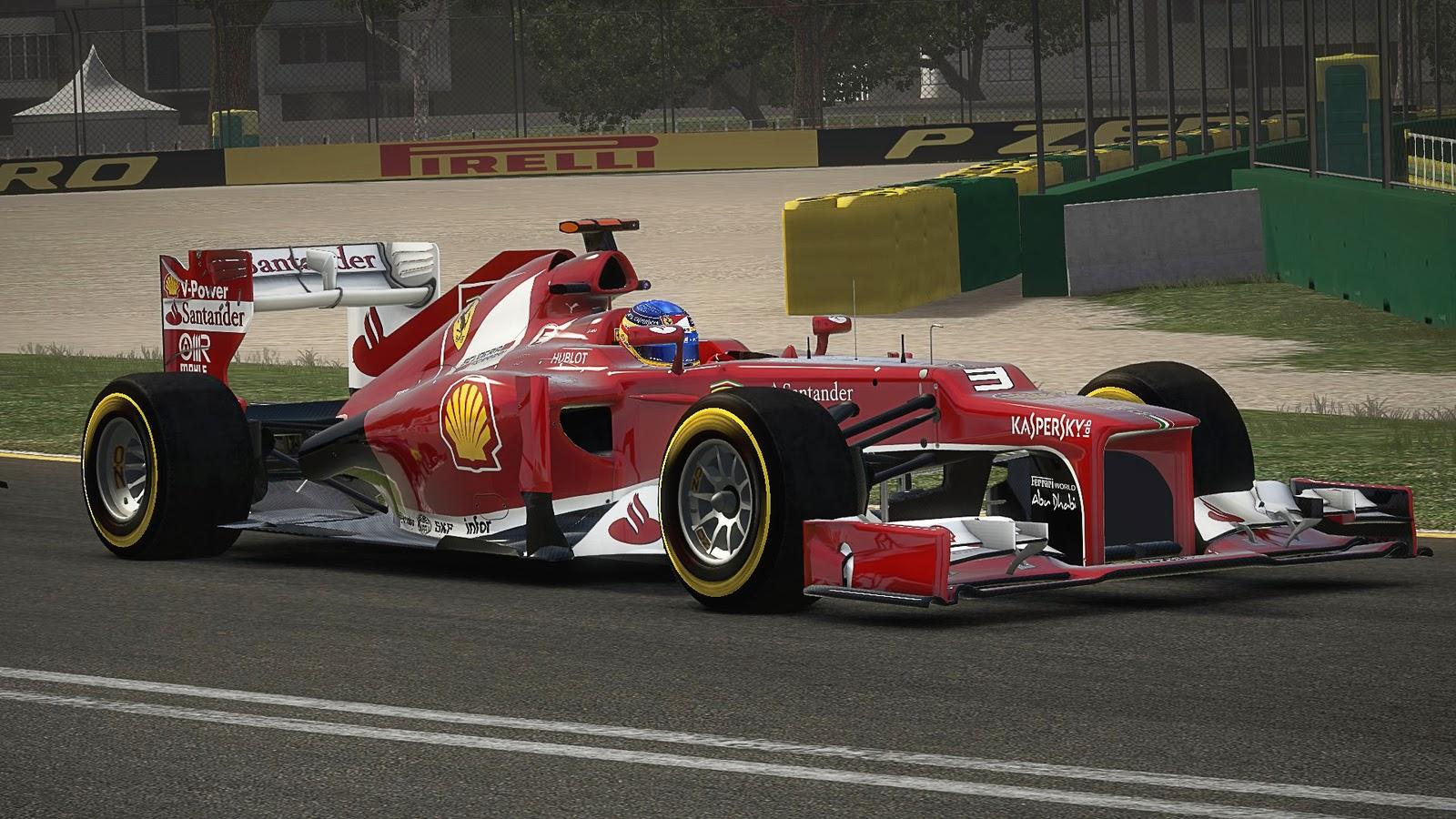 Formula 1, el videojuego