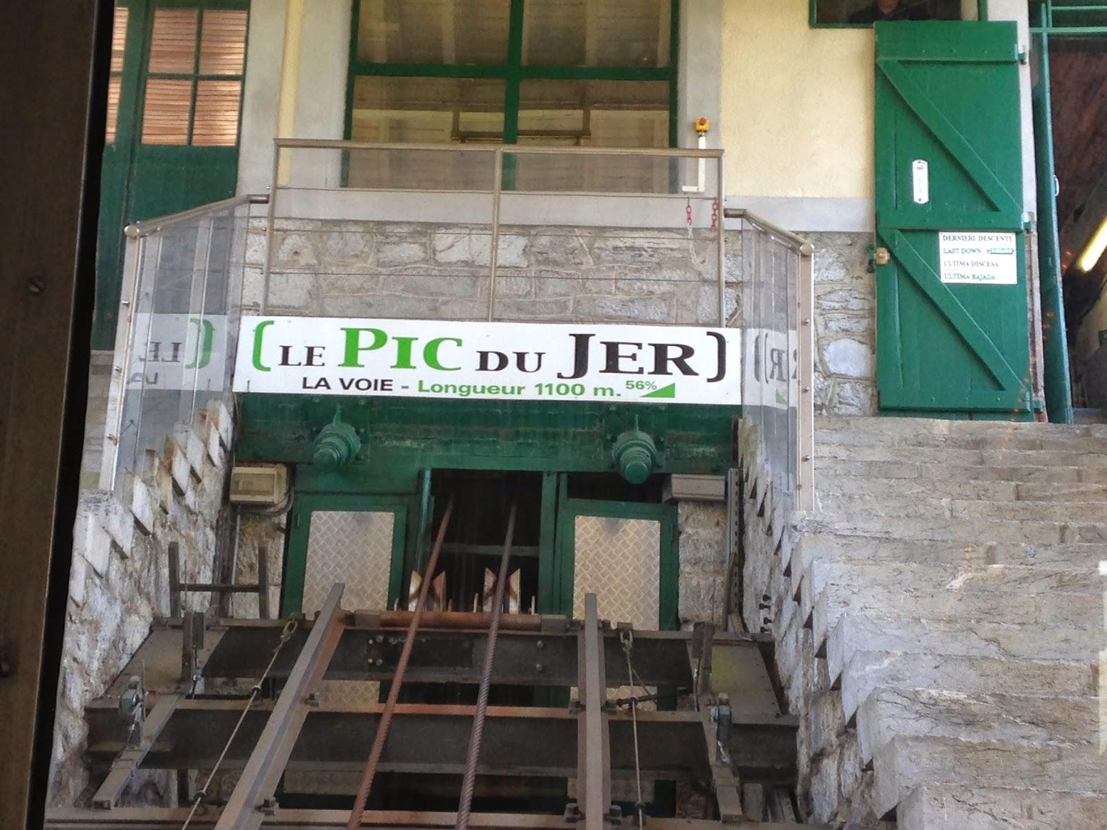 Teleférico Pic du Jer