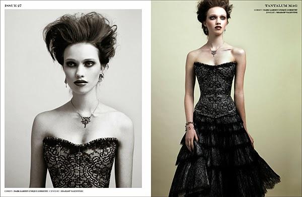 Haley Sutton - Cast Images - Tantalum Magazine
