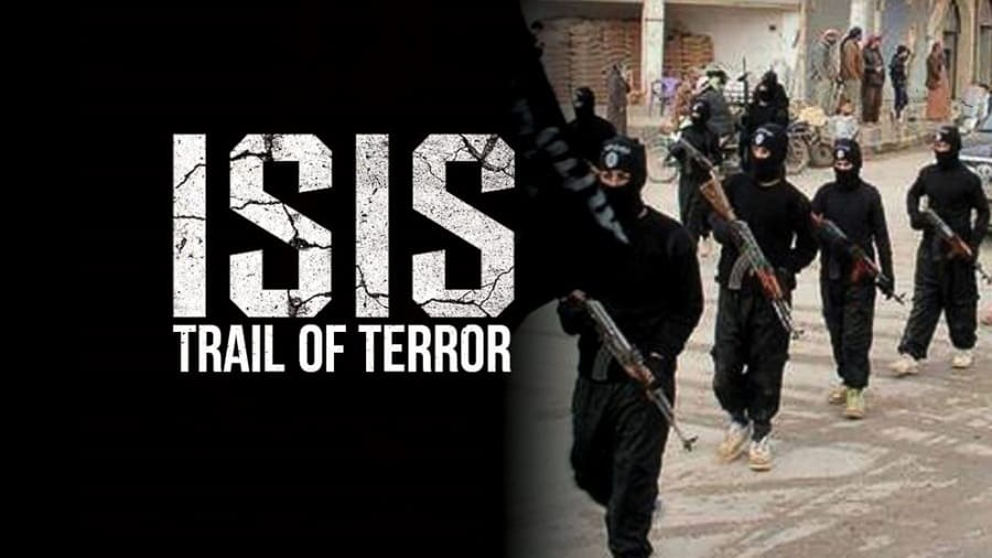 Estado Islamico - Terrorismo ao Extremo 2017 Filme 720p HD HDTV completo Torrent