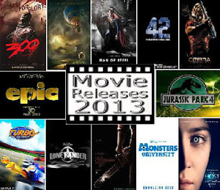 Daftar Film Terbaru 2013