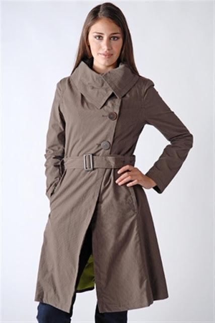 Long Women Coat Trend