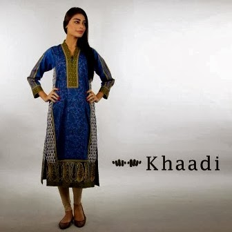 New Designs of Khaadi Collection