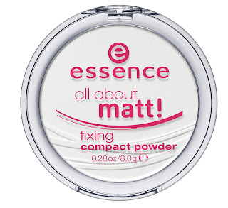 essence most loved collection – all about matt! fixing compact powder Fix & ready!  - www.annitschkasblog.de