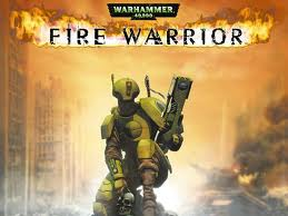 WarHammer 40000 Fire Warrior