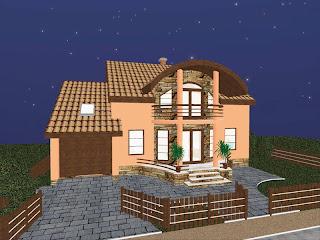 casa construita de pz&gz construct