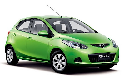 modifikasi motor: 2011 the Mazda2