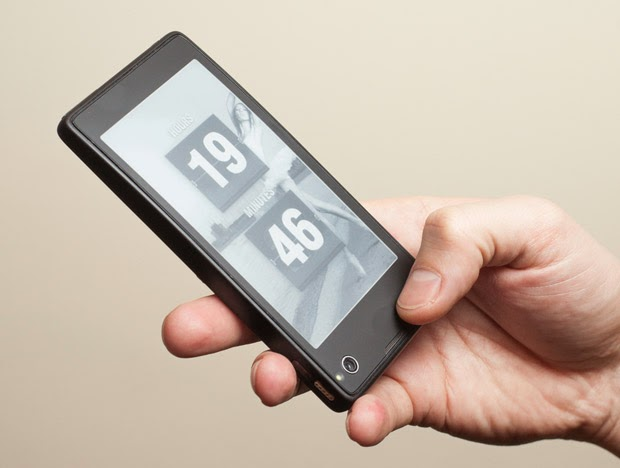 YotaPhone Smartphone Dual Layar