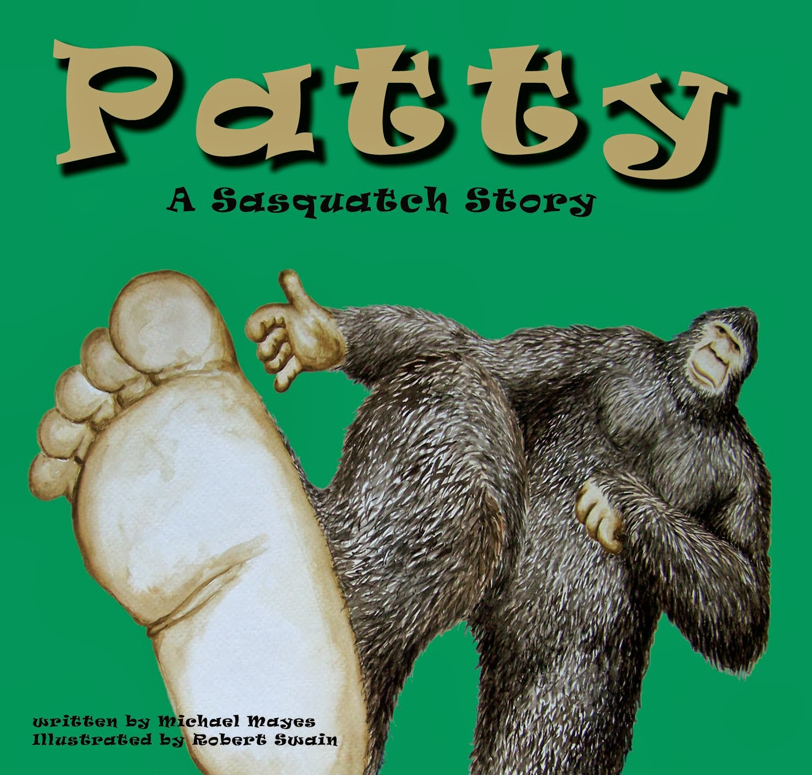 My new children's book