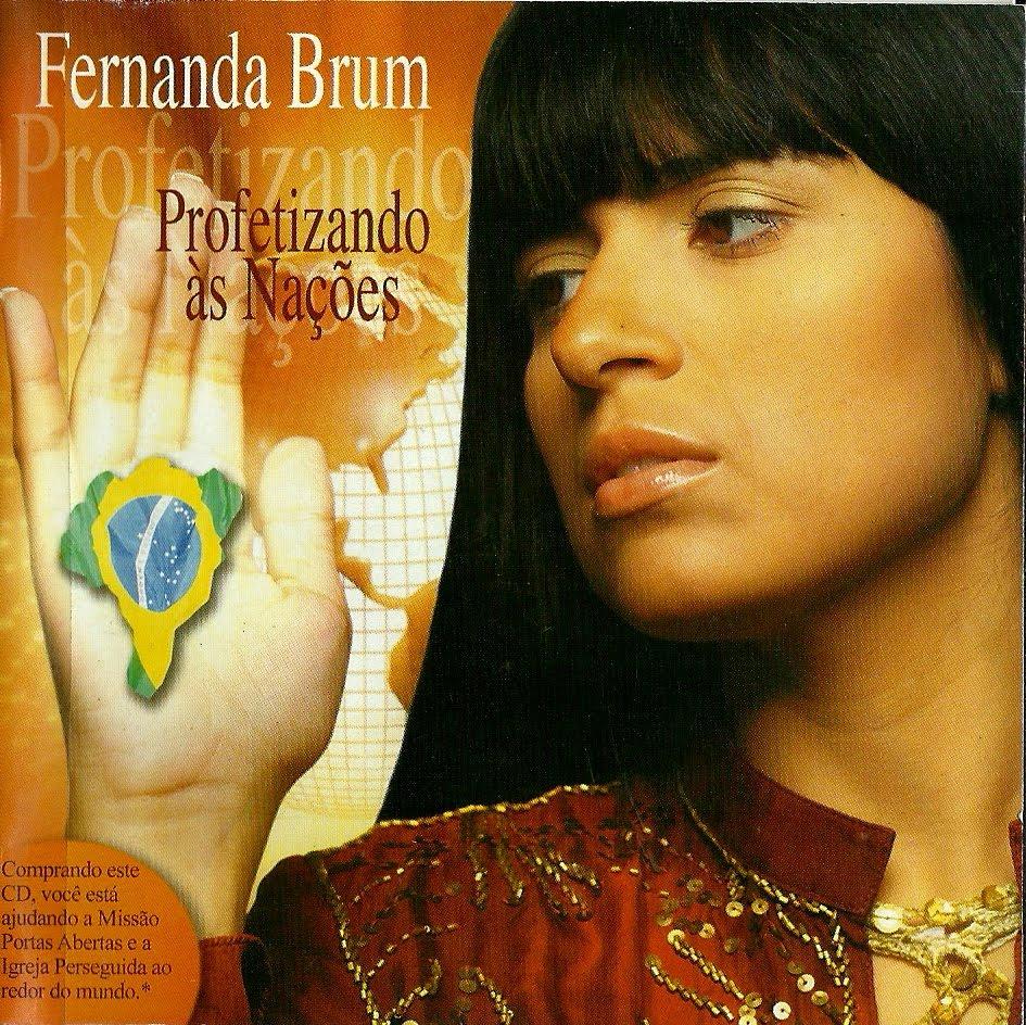 Fernanda Brum – Profetizando as Nações